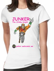 Junker SKR New Outfit Womens Fitted T-Shirt