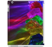 Colored Light Gems iPad Case/Skin
