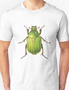 Green Beetle T-Shirt