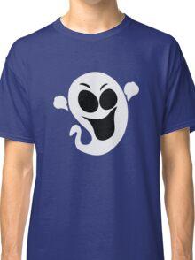 Cute Ghost Dark Tee Shirt Classic T-Shirt
