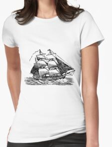 Classic Sailing Ship 01 T-Shirt