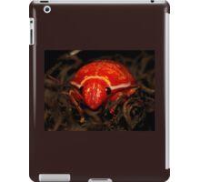 Mysterous Orange Beetle iPad Case/Skin
