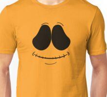 Cute Smiling Orange Face Unisex T-Shirt