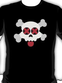Cute Skull with Tongue T-Shirt
