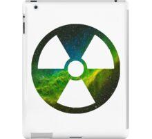 radiation iPad Case/Skin