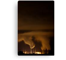 Nuclear Power Plant Canvas Print