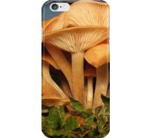 Fungal Beauty - Armillaria tabescens iPhone Case/Skin