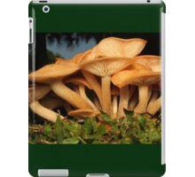 Fungal Beauty - Armillaria tabescens iPad Case/Skin