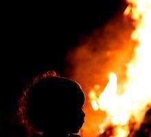 Burn Baby Burn by Symbiosis - Justin Brosey