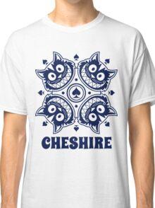 Cheshire Originals - Cheshire Spade Burst Classic T-Shirt