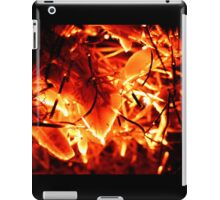 Flaming Leaves iPad Case/Skin