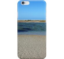 Tranquil Blue iPhone Case/Skin