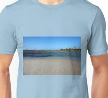 Tranquil Blue Unisex T-Shirt