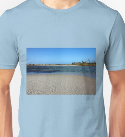 Tranquil Blue Unisex T-Shirt