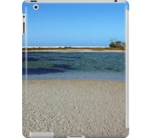 Tranquil Blue iPad Case/Skin