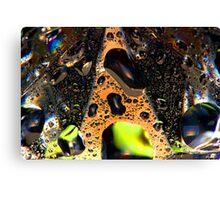 Diamond Abstract Canvas Print