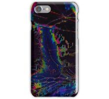 Broken LCD Screen iPhone Case/Skin