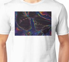Broken LCD Screen Unisex T-Shirt