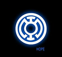 Blue Lantern Corps by Raccoon-god