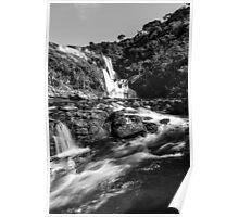 Bakers Falls, Sri Lanka Poster