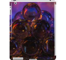 Flaming Pyramid Orbs  iPad Case/Skin