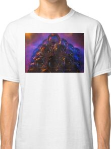 Flaming Pyramid Orbs  Classic T-Shirt