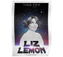 Liz Lemon is a princess ! Poster