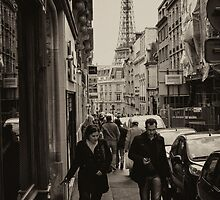 Paris by saaton