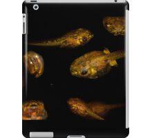 Tropical Tadpole Gathering iPad Case/Skin