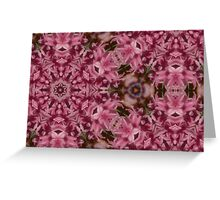 Kaleidoscopic Garden 19 Greeting Card