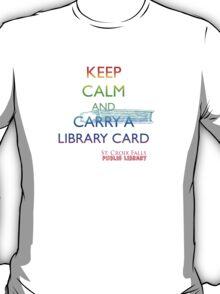 Keep Calm Rainbow! T-Shirt