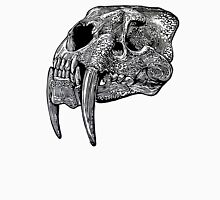 Sabre tooth skull Unisex T-Shirt