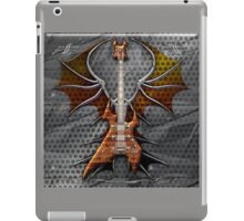 Death Metal Guitar iPad Case/Skin