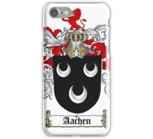 Aachen coat of arms / family crest Iphone cover iPhone Case/Skin