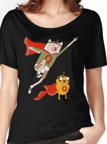 Adventures With Quailman - As Seen on Ript! Women's Relaxed Fit T-Shirt