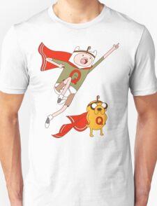 Adventures With Quailman - As Seen on Ript! T-Shirt