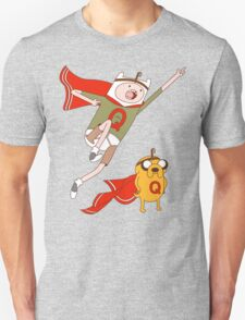 Adventures With Quailman - As Seen on Ript! T-Shirt