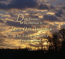 Love comes from God-1 Jn. 4:7 by vigor
