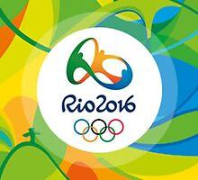 Rio 2016 by peasandkaris