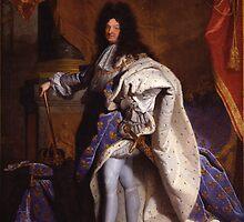 King Louis XIV of France by PattyG4Life