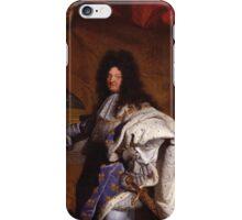 King Louis XIV of France iPhone Case/Skin