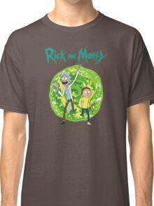 Rick and Morty season 1 Classic T-Shirt