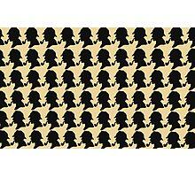 Sherlock Holmes of Baker Street Photographic Print