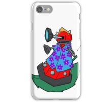 Dalek on the wind iPhone Case/Skin