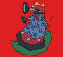 Dalek on the wind Baby Tee