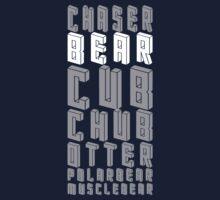 Bear (Chaser Bear Cub Chub Otter Polarbear Musclebear) by theattic