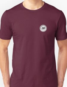 Department Of Justise (small) Unisex T-Shirt
