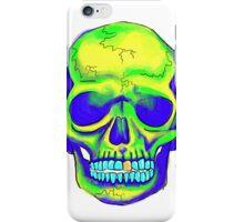 Wild Skull iPhone Case/Skin