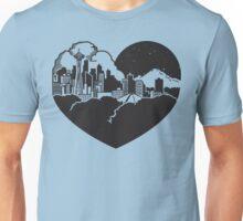 I Love Seattle Unisex T-Shirt