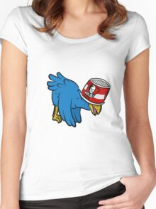 Irony Women's Fitted Scoop T-Shirt